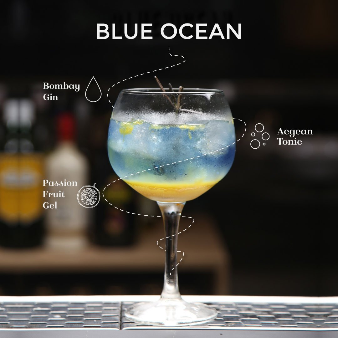 Coctail Visual Ad