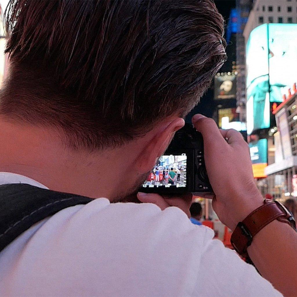 Dima Shooting in New York