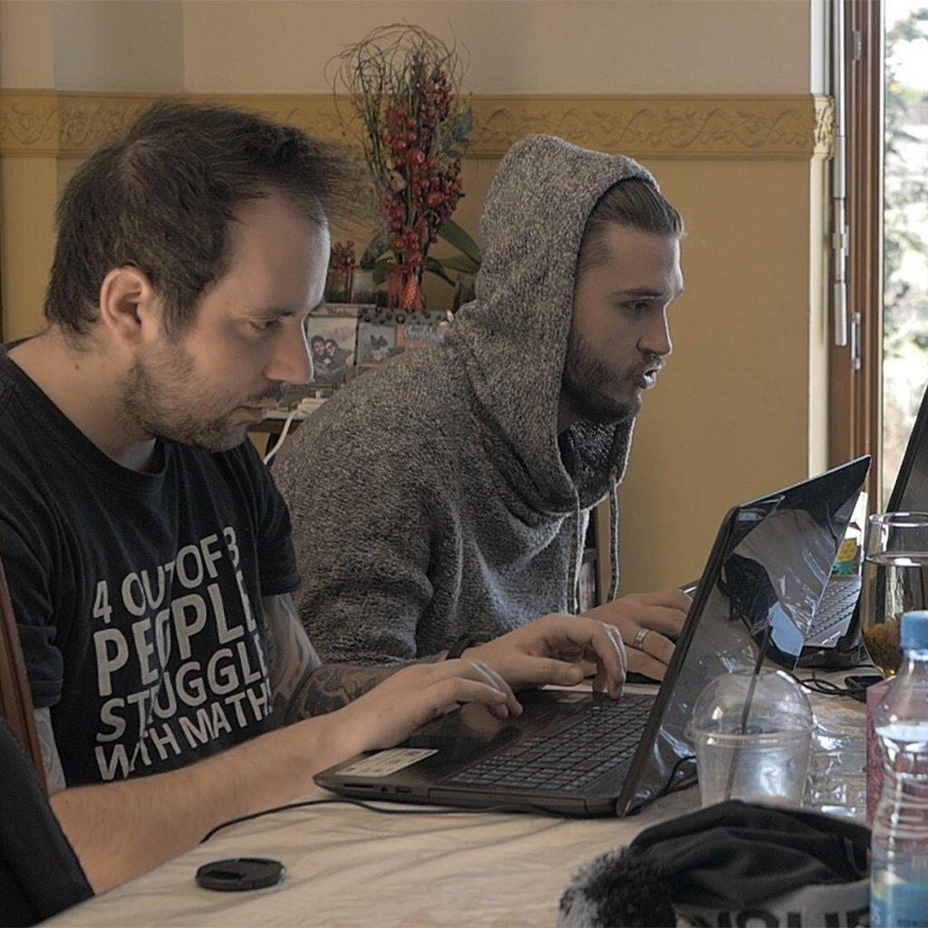 Menelaos Dima at Kampia