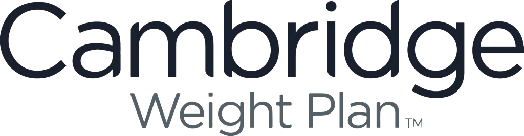 Cambridge Weight Plan logo in grey