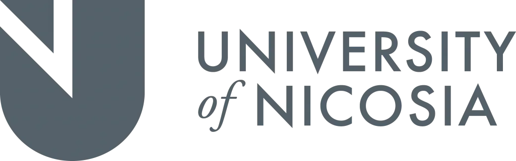 University of Nicosia logo in grey