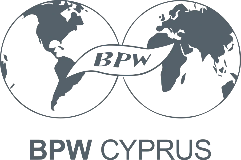 BPW Cyprus logo in grey