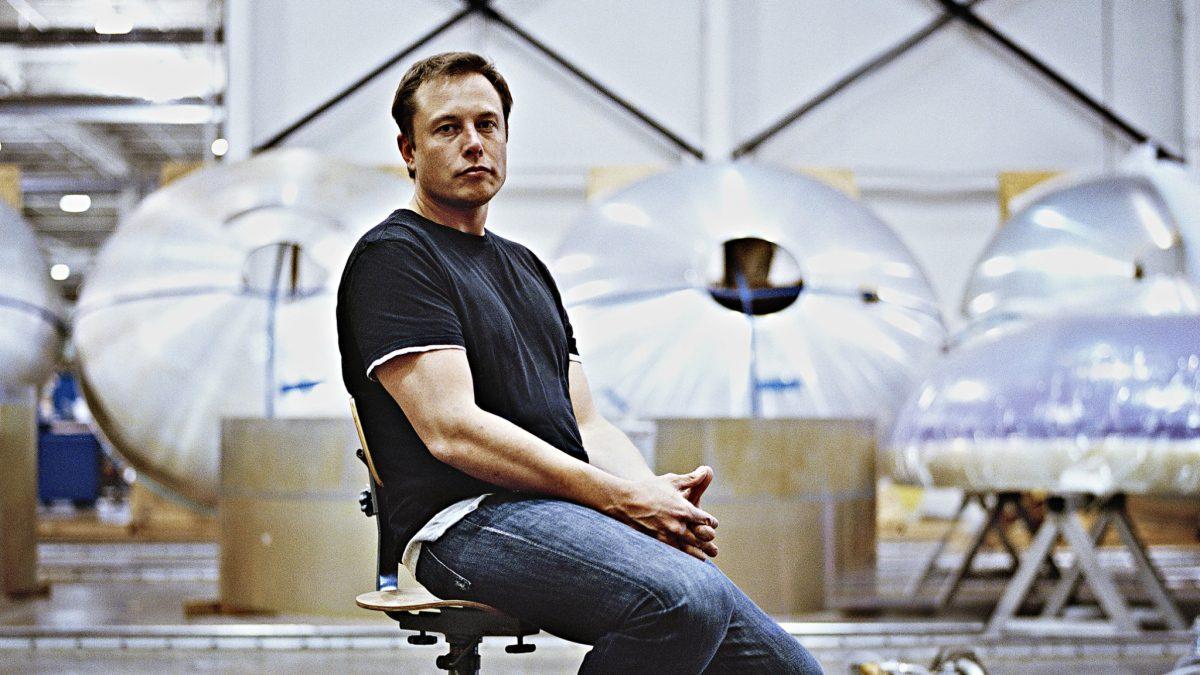 Elon Musk Netscape